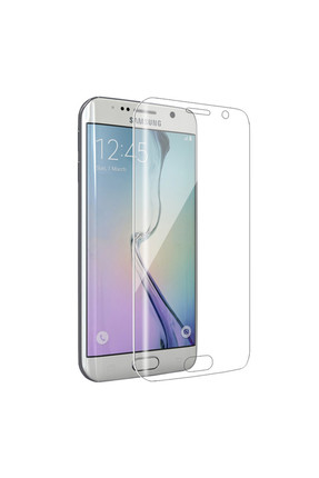 CaseLeap Samsung Galaxy S7 Edge Full Body Tam Kaplama  Korumalı Film 360 Full Cover