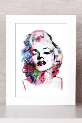 Bc Home Marilyn Monroe Çerçeveli Tablo