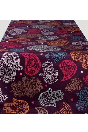Beauty Crafts 40x140 cm Eller Runner Mor