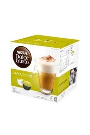 Dolce Gusto Cappuccino 16 Kapsül