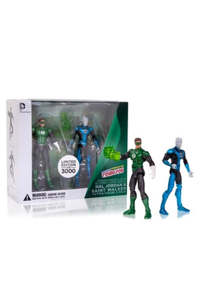 Hal Jordan & Saint Walker Exclusive Figure Pack