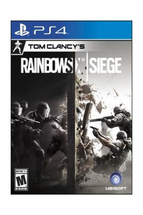 TOM CLANCYS RAINBOW SIX SIEGE PS4 OYUN