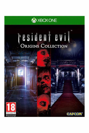 Xbox One Resident Evil Origins Collection