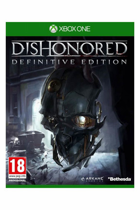Xbox One Dishonored Definitive Edition