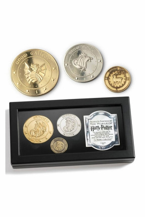 Noble Collection Harry Potter Coin Box