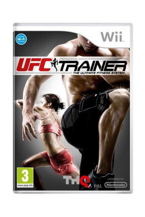 Wii Ufc Personel Trainer The Ultimate Fitness Sys