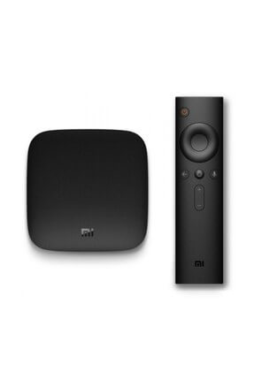 MI Box 3 4K Ultra HD Android TV - Global Versiyon