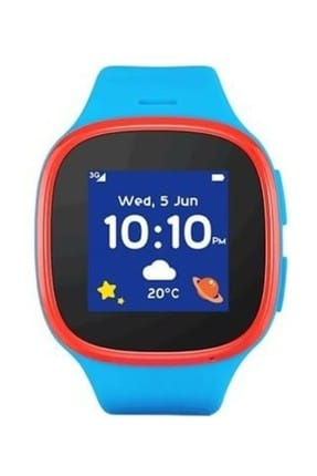 ALCATEL MOVETİME FAMİLY WATCH MT30 BLUE RED
