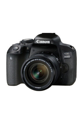 Canon EOS 800D 18-55mm IS STM (S CP) Fotoğraf Makinesi