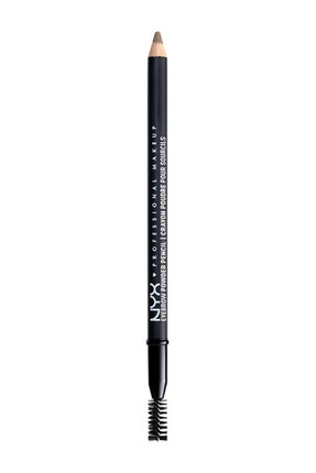 NYX Professional Makeup Kaş Kalemi - Eyebrow Powder Pencil Ash Brown 18 g 800897085407