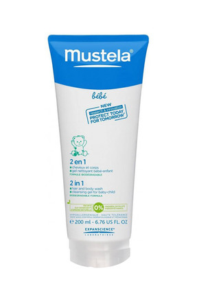 Mustela Gentle-Cleansing Gel 200Ml