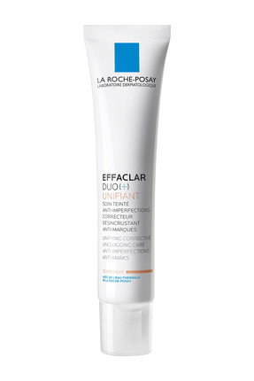 La Roche Posay Akne Karşıtı Krem - Effaclar Duo Unifiant Medium 40 ml