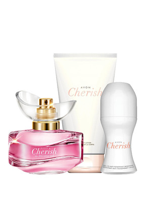 Cherish the Moment Edp 3'lü Kadın Parfüm Seti 8681298982869
