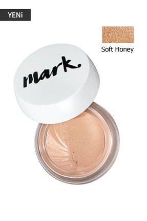 Avon Mark Mat Köpük Fondöten No: Soft Honey