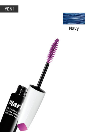 AVON Hacim Veren Mavi Maskara - Mark Big & False Lash Mascara