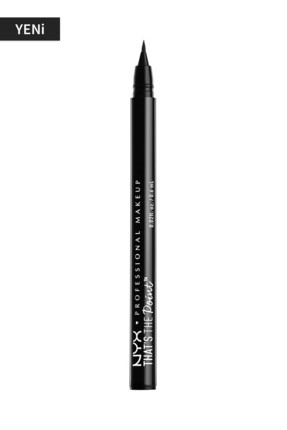 NYX Professional Makeup Eyeliner - That's The Point Eyeliner 07 800897107949