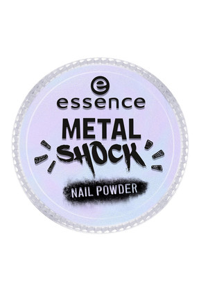 Tırnak Pudra - Metal Shock Powder No: 02 4251232263084