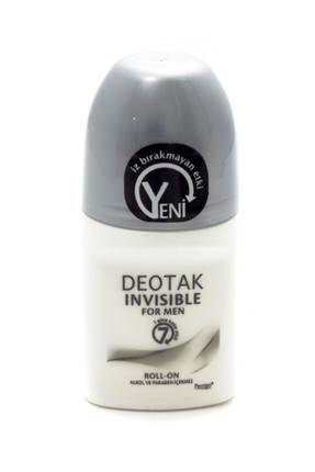 Invisible For Men Roll-On Deodorant 35 ml