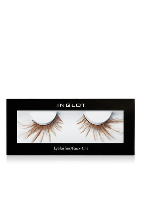 INGLOT Tüylü Takma Kirpik - Decorated Feather Eyelashes 27F