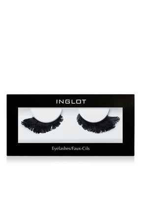 INGLOT Tüylü Takma Kirpik - Decorated Feather Eyelashes 41F