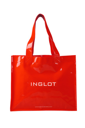 Alışveriş Çantası - Patented Shopping Bag Red