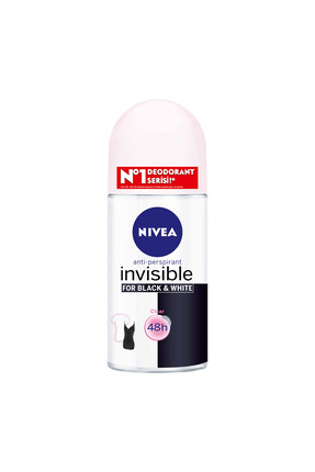 Nivea Invisible Black&White Clear Kadın Deodorant Roll-On 50 ml