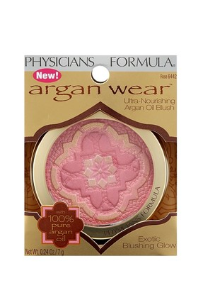 Physicians Formula Allık - Argan Wear Glow Blush Rose 7 g