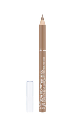 Kaş Kalemi - Brow This Way Pencil Fiber Black 3614224066284