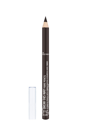Kaş Kalemi - Brow This Way Pencil Fiber Dark 3614224066307