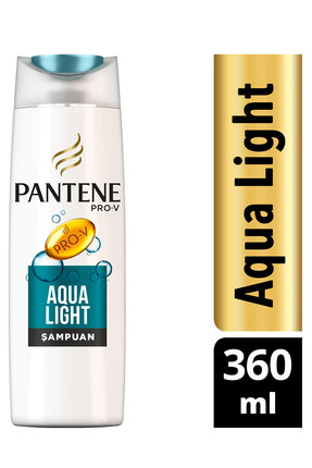 Aqualight Şampuan 360 ml