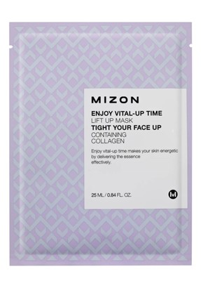 Enjoy Vital-Up Time Lift Up Mask - Yaşlanma Karşıtı Kolajen Maske 25 ml 8809390125155
