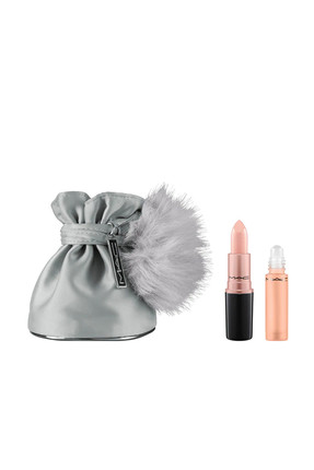 Ruj & Parfüm Seti - Snow Ball Shadescents Kit Crème d'Nude 773602442287
