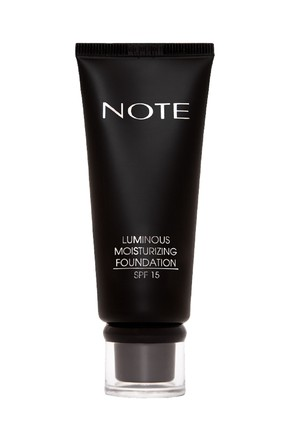 Note Nemlendirici Etkili Fondöten - Luminous Mousturizing Foundation 04 Sand 35 ml