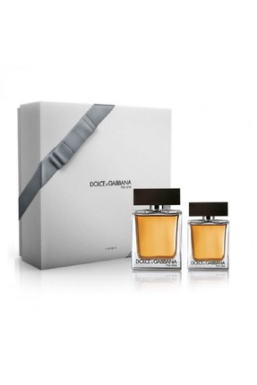 Dolce Gabbana The One For Men Edt 100 ml + Edt 30 ml Erkek Parfüm Seti
