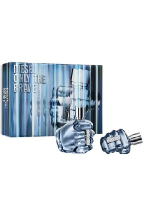 Diesel Only The Brave Edt 75 ml + Edt 35 ml Erkek Parfüm Seti