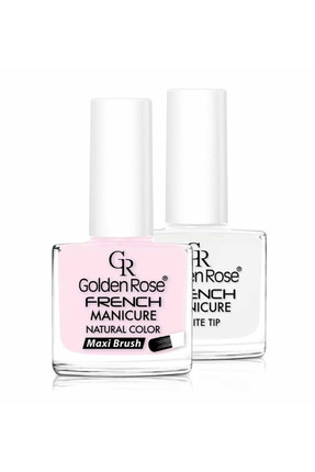 Golden Rose Manikür Seti - French Manicure Set No: 03