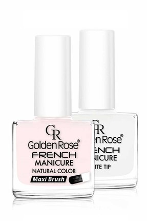 Golden Rose Manikür Seti - French Manicure Set No: 04