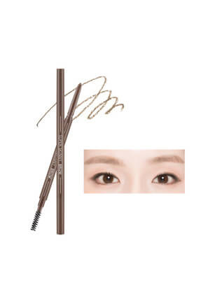 Süper İnce Kaş Kalemi - Super Skinny Brow (Natural Brown) 0.09g 8806185779968