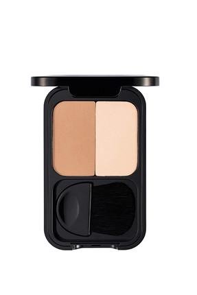 Flormar Kontür & Aydınlatıcı Paleti - Sculpting Hd Powder Medium