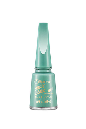 Flormar Oje - Jelly Look Nail Enamel Jl36 Light Moss