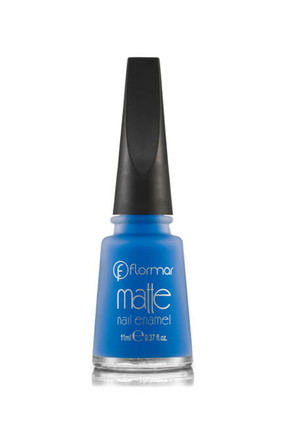 Flormar Oje - Matte Nail Enamel M13 Out Of Blue
