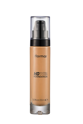 Flormar Fondöten - Invisible Cover Hd Foundation Golden Beige 30 ml