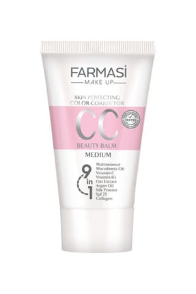 Farmasi Cc Krem – All In One – Orta Renk 50ml 8690131774004 – 39.99 TL