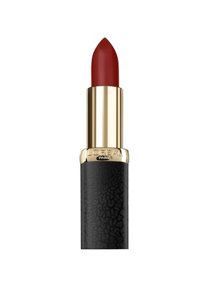Ruj - Color Riche Matte Addiction Lipstick 349 Cherry Front Row L'oreal Paris