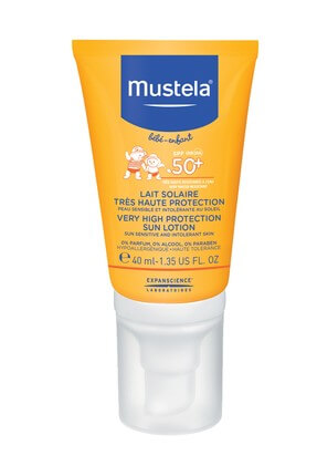 Mustela Protective Face Cream Spf50+ 40Ml