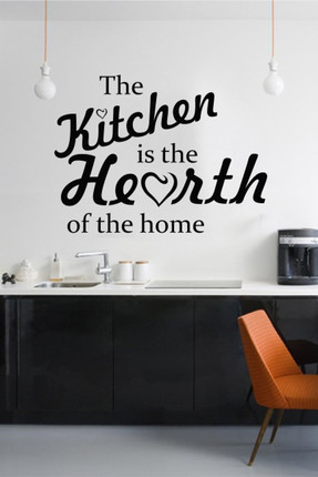 The Kitchen is the Hearth