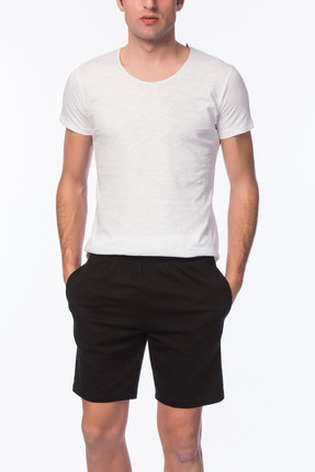 Marks & Spencer Erkek Black T-Shirt