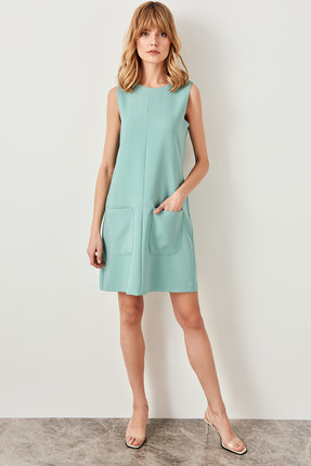 Mint Basic Elbise TWOSS19AA0066