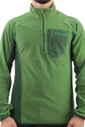 2AS Marsis 1/4 Zip Erkek Polar