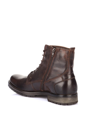 Bot - Worca Leather Brown Stone-